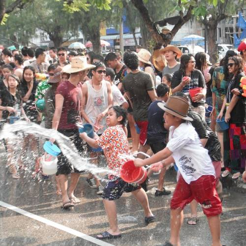 Songkran Festival: Everything you need to know