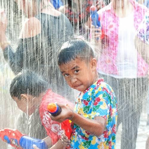 Songkran in Pattaya
