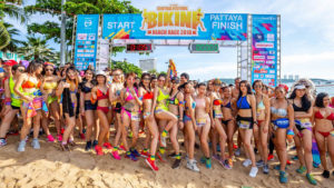 PATTAYA Central Festival Bikini Beach Race 2019 @ Central Festival Pattaya Beach Road