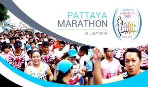 Pattaya Marathon 2019 @ Pattaya Beach Road