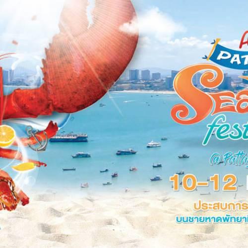 Amazing Pattaya Seafood Festival 2019