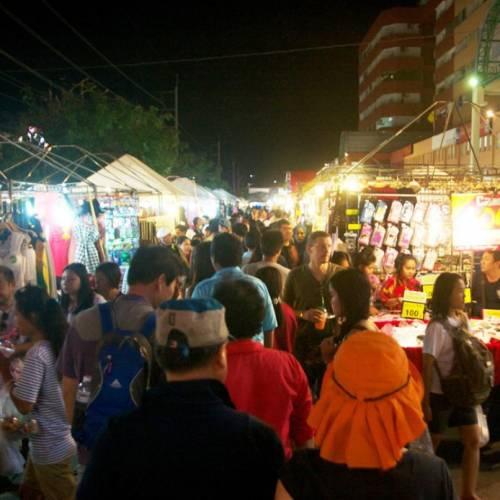 Thepprasit Night Market