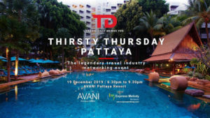 Thirsty Thursday Pattaya @ Avani Pattaya Resort